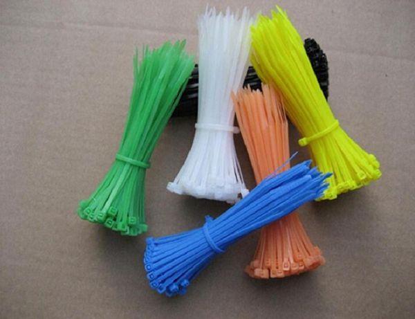 Dây thít nhựa đa dạng về mẫu mã và màu sắc